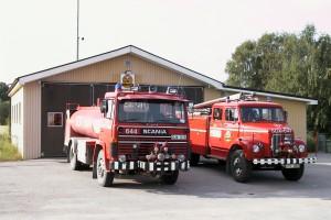 Brandbilar